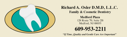 Richard A. Osler, DMD